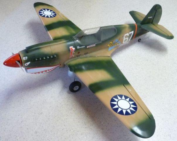 P-40E Warhawk Gold.jpg